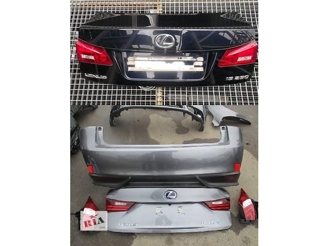 купить бу Б/у крышка багажника для легкового авто Lexus IS в Львове