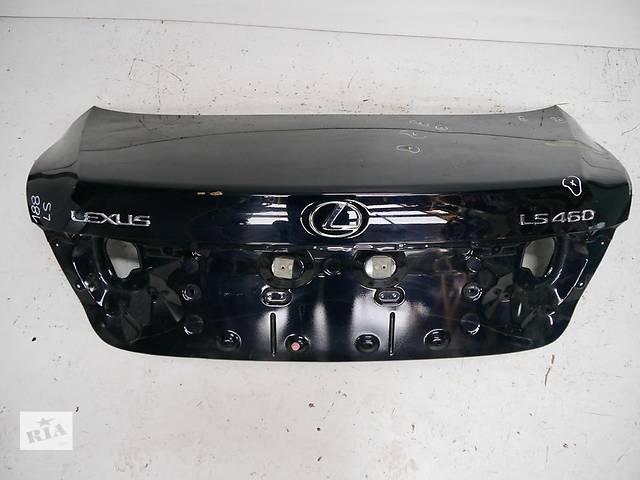 купить бу Б/у крышка багажника для легкового авто Lexus LS 460 в Львове