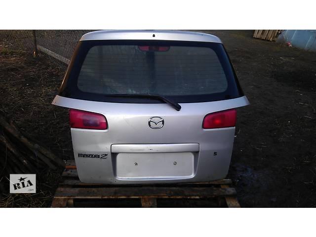 купить бу Б/у крышка багажника для легкового авто Mazda 2 в Львове