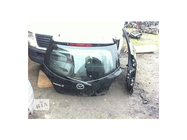 продам Б/у крышка багажника для легкового авто Mazda 2 бу в Ровно