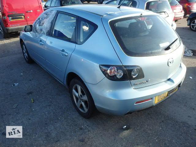 продам Б/у крышка багажника для легкового авто Mazda 3 Hatchback 2007 бу в Луцке