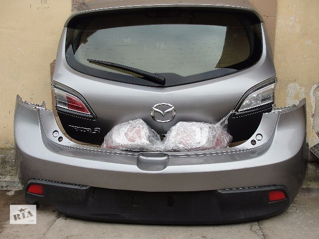 продам Б/у крышка багажника для легкового авто Mazda 3 Hatchback В НАЛИЧИИ!!!! бу в Львове