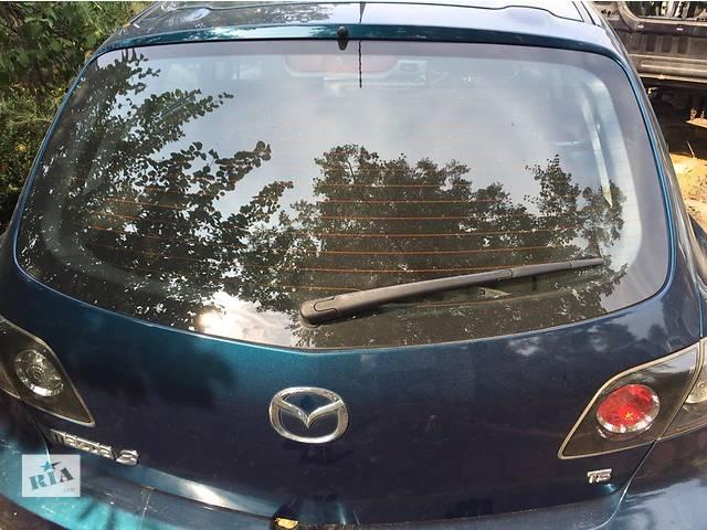 Б/у крышка багажника для легкового авто Mazda 3 Hatchback- объявление о продаже  в Киеве