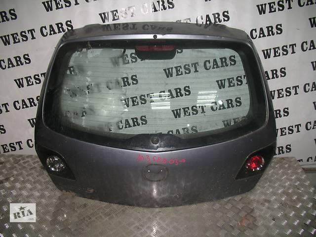 купить бу Б/у крышка багажника для легкового авто Mazda 3 Hatchback в Луцке