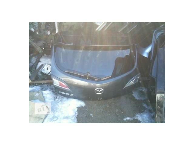 купить бу Б/у крышка багажника для легкового авто Mazda 3 в Ровно