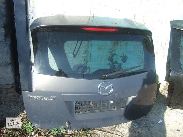 продам Б/у крышка багажника для легкового авто Mazda 5 бу в Ровно