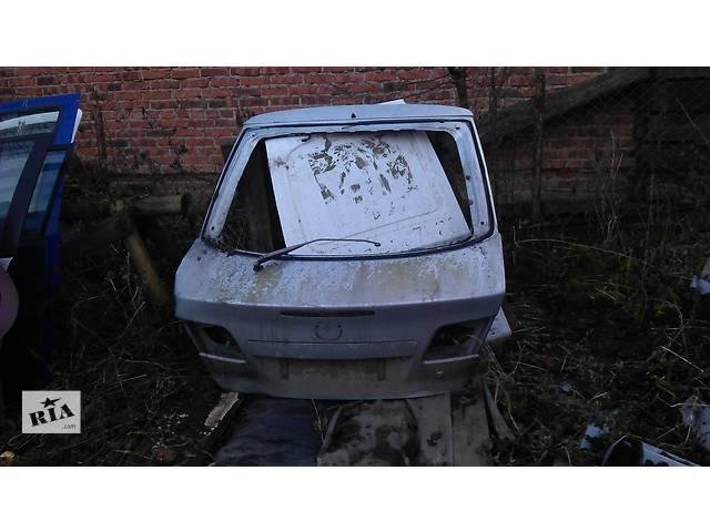 бу Б/у крышка багажника для легкового авто Mazda 6 Hatchback в Львове