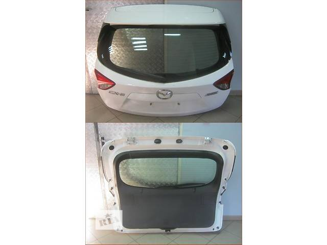 продам Б/у крышка багажника для легкового авто Mazda CX-5 бу в Ровно