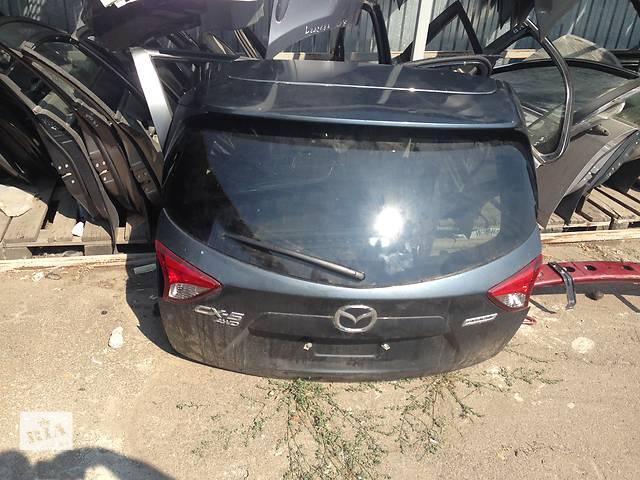 купить бу Б/у крышка багажника для легкового авто Mazda CX-5 в Ровно