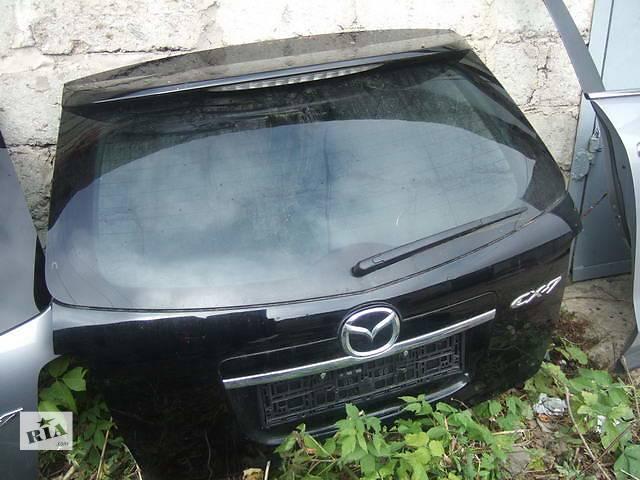 продам Б/у крышка багажника для легкового авто Mazda CX-7 бу в Ровно