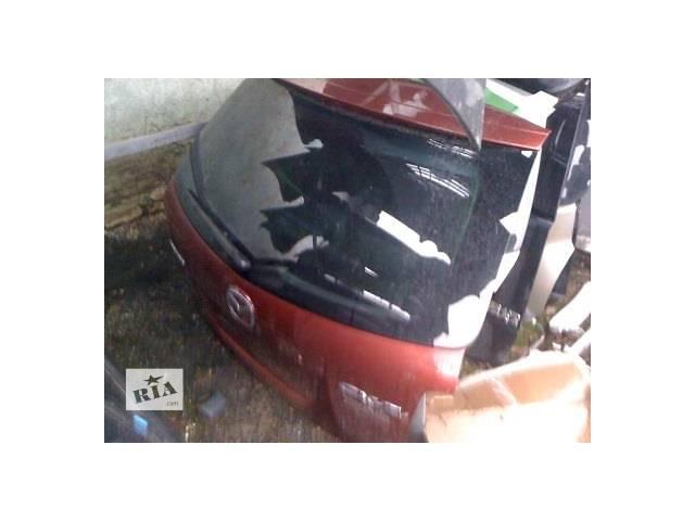 бу Б/у крышка багажника для легкового авто Mazda CX-7 в Ровно