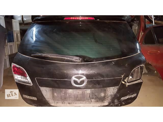 продам Б/у крышка багажника для легкового авто Mazda CX-9 бу в Ровно
