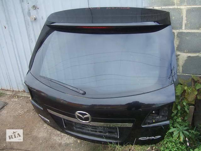 бу Б/у крышка багажника для легкового авто Mazda CX-9 в Ровно