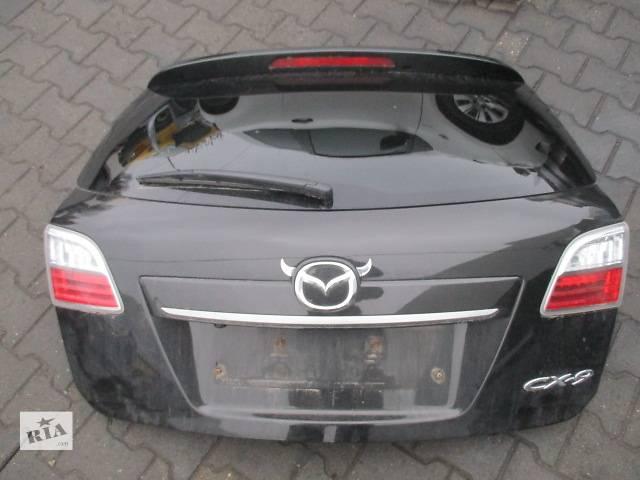 купить бу Б/у крышка багажника для легкового авто Mazda CX-9 в Львове