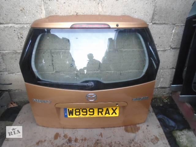 продам Б/у крышка багажника для легкового авто Mazda Premacy бу в Львове