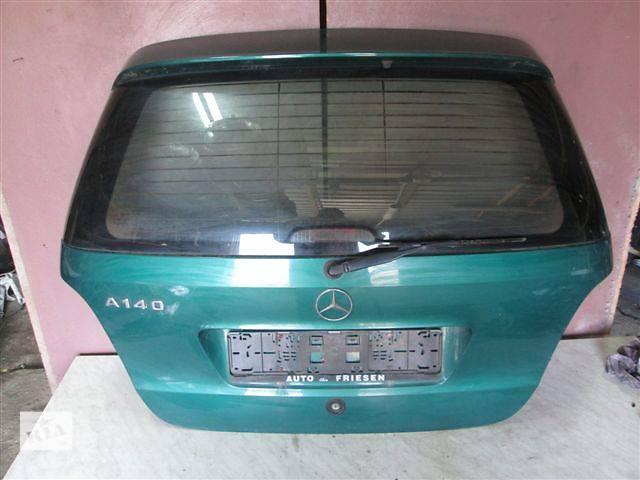 бу Б/у крышка багажника для легкового авто Mercedes A-Class w168 00-04 в Львове