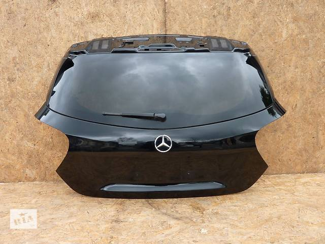 бу Б/у крышка багажника для легкового авто Mercedes A-Class w176 12- в Львове