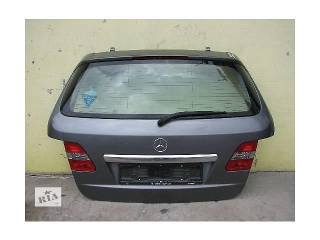 Б/у крышка багажника для легкового авто Mercedes B-Class w245 05-11- объявление о продаже  в Львове
