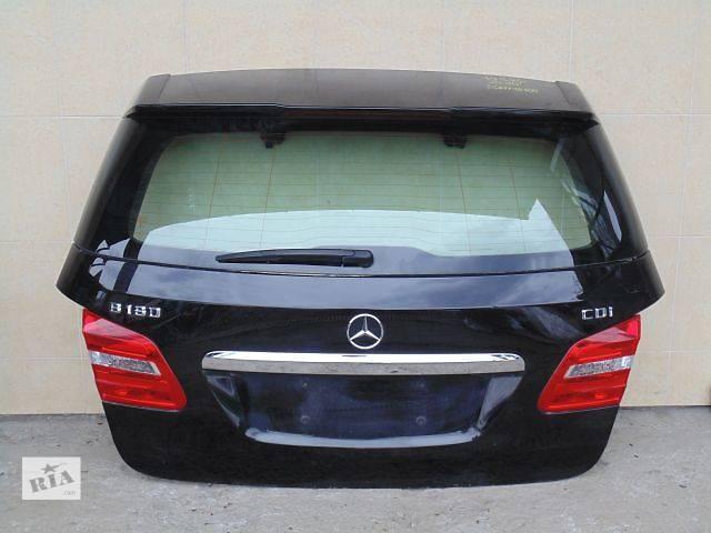 бу Б/у крышка багажника для легкового авто Mercedes B-Class w246 11- в Львове