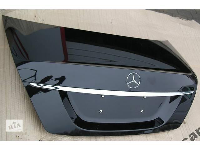 Б/у крышка багажника для легкового авто Mercedes CL-Class w216 06-13- объявление о продаже  в Львове