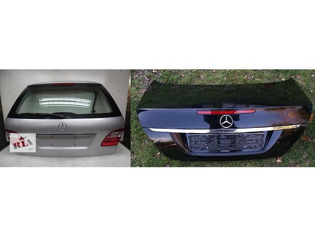 продам Б/у крышка багажника для легкового авто Mercedes E-Class w211 02-09 бу в Львове