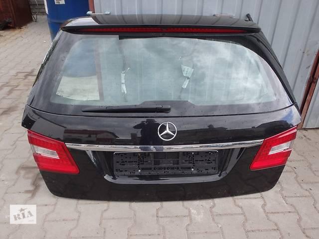 Б/у крышка багажника для легкового авто Mercedes E-Class w212 09-- объявление о продаже  в Львове