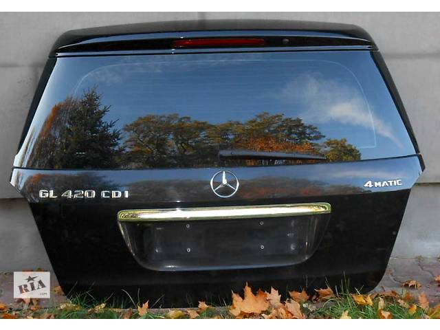 купить бу Б/у крышка багажника для легкового авто Mercedes GL-Class w164 06-12 в Львове