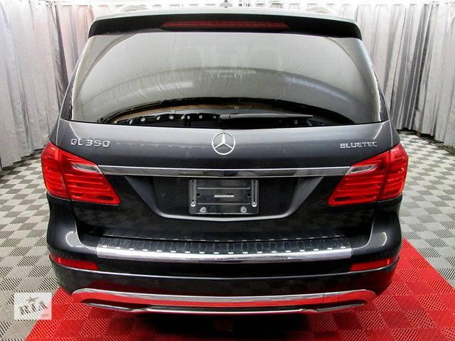 бу Б/у крышка багажника для легкового авто Mercedes GL-Class w166 12- в Львове