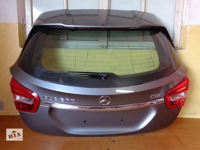 Б/у крышка багажника для легкового авто Mercedes GLA-Class w156- объявление о продаже  в Львове