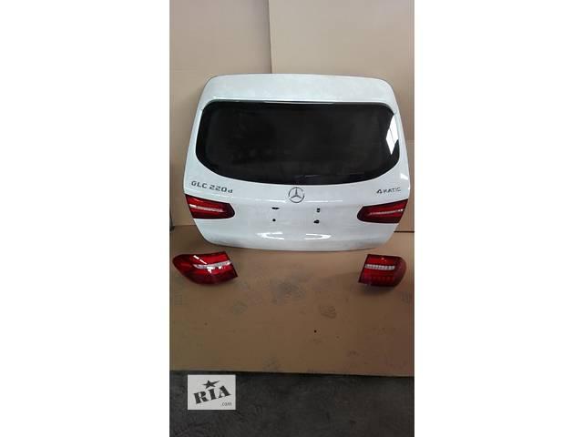 бу Б/у крышка багажника для легкового авто Mercedes GLC-Class w253 в Львове