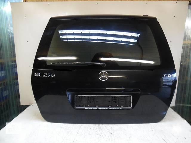 купить бу Б/у крышка багажника для легкового авто Mercedes ML-Class w163 00-05 в Львове