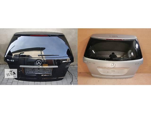 продам Б/у крышка багажника для легкового авто Mercedes ML-Class w164 05-11 бу в Львове