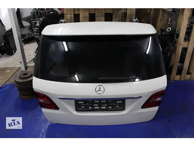 продам Б/у крышка багажника для легкового авто Mercedes ML-Class w166 11- бу в Львове
