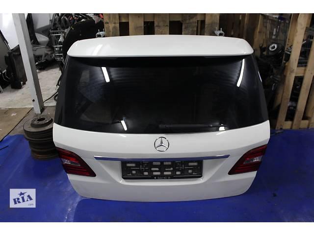 купить бу Б/у крышка багажника для легкового авто Mercedes ML-Class w166 11- в Львове