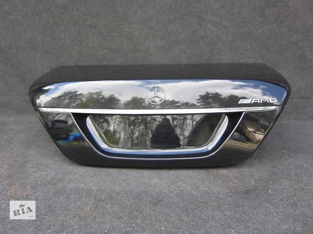купить бу Б/у крышка багажника для легкового авто Mercedes S-Class  w221 05-13 в Львове