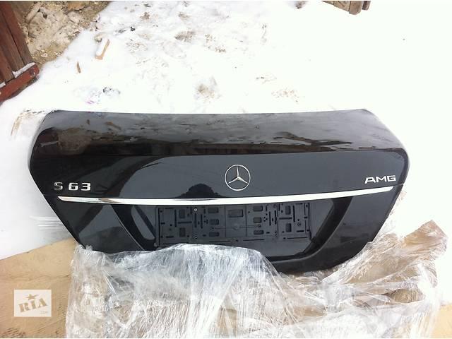 Б/у крышка багажника для легкового авто Mercedes S-Class- объявление о продаже  в Ровно