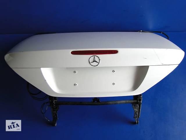 Б/у крышка багажника для легкового авто Mercedes SL-Class w230 01-12 - объявление о продаже  в Львове