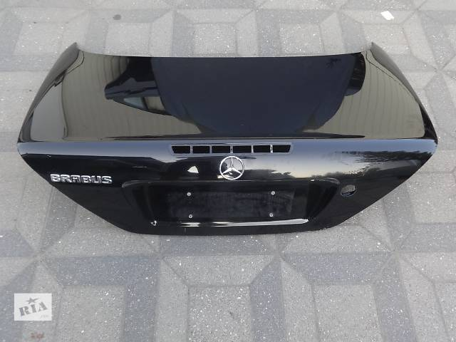 Б/у крышка багажника для легкового авто Mercedes SLK-Class w170 00-01- объявление о продаже  в Львове