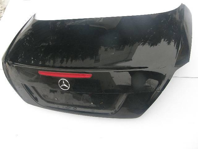Б/у крышка багажника для легкового авто Mercedes SLK-Class w171 04-11- объявление о продаже  в Львове