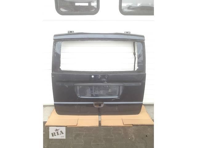 Б/у крышка багажника для Mercedes Vito 639- объявление о продаже  в Луцке