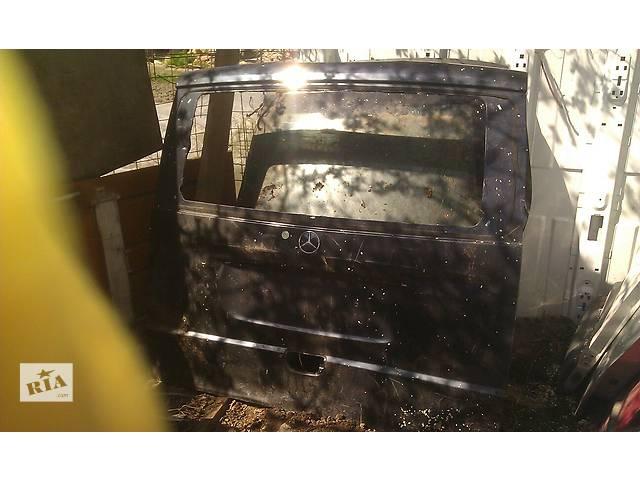 продам Б/у крышка багажника для легкового авто Mercedes Vito бу в Львове