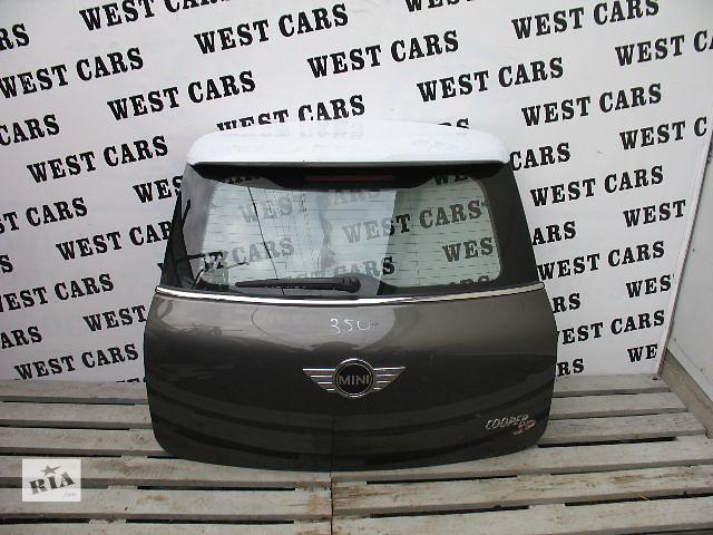 бу Б/у крышка багажника для легкового авто MINI Countryman в Луцке