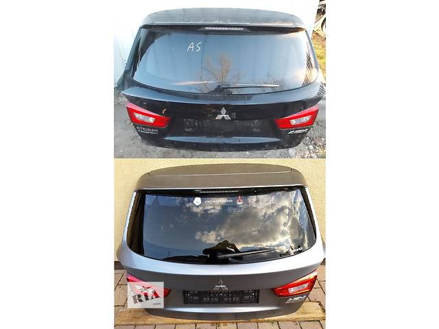 Б/у крышка багажника для легкового авто Mitsubishi ASX- объявление о продаже  в Львове