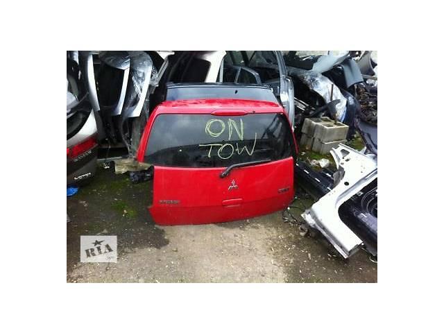 Б/у крышка багажника для легкового авто Mitsubishi Colt- объявление о продаже  в Ровно