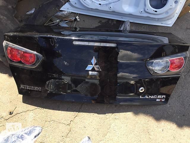 Б/у крышка багажника для легкового авто Mitsubishi Lancer X- объявление о продаже  в Ровно