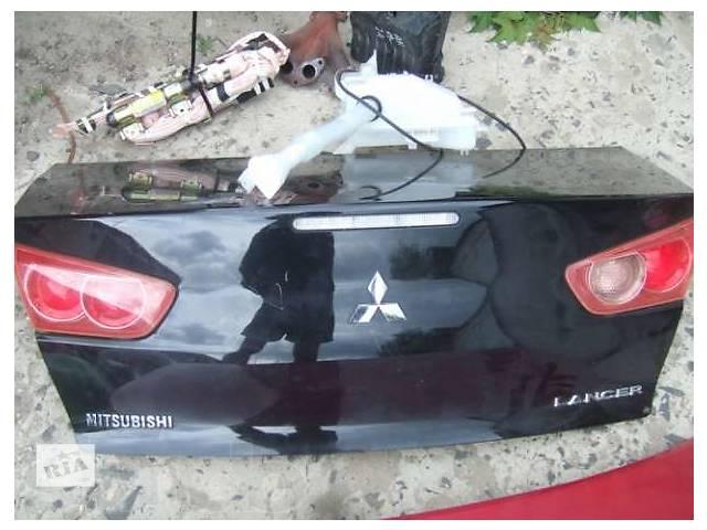 бу Б/у крышка багажника для легкового авто Mitsubishi Lancer X в Ровно