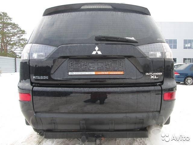 Б/у крышка багажника для легкового авто Mitsubishi Outlander XL 2008- объявление о продаже  в Киеве