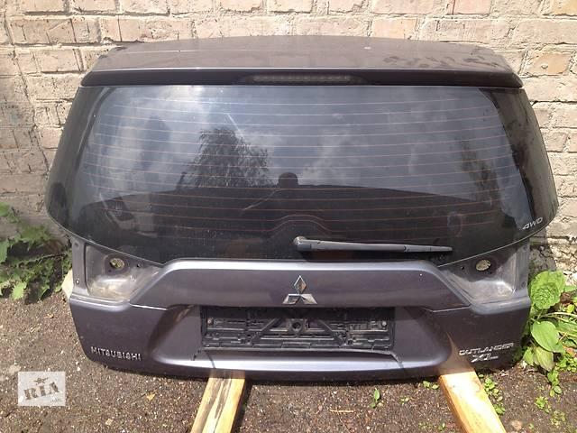 купить бу Б/у крышка багажника для легкового авто Mitsubishi Outlander XL в Киеве
