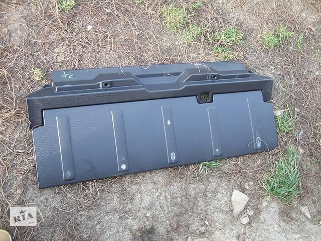 купить бу Б/у крышка багажника для легкового авто Mitsubishi Outlander XL в Ровно