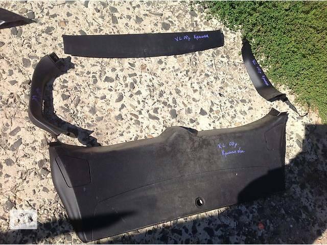 бу Б/у крышка багажника для легкового авто Mitsubishi Outlander XL в Ровно